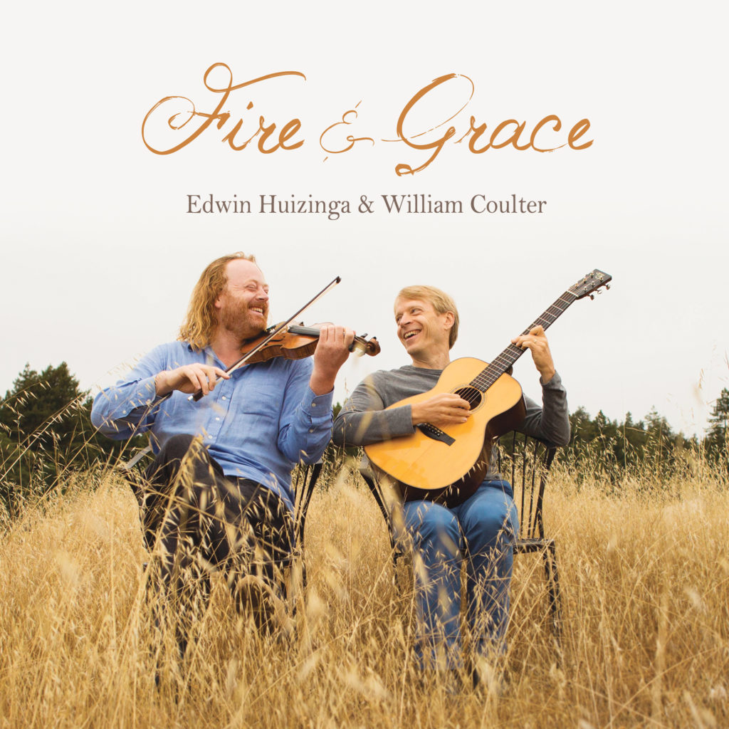 Fire and Grace Album Cover